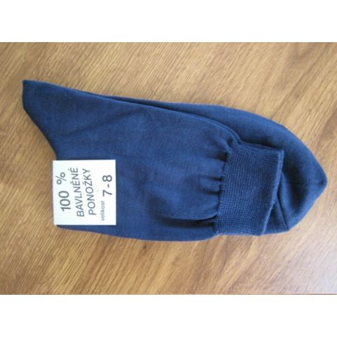 bbee42df6c8 Ponožky 100% bavlněné pánské hladké   Ponožky a podkolenky    b ...